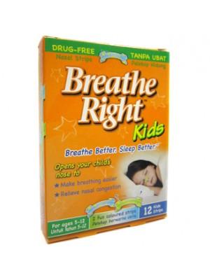 Breathe Right - Παιδικές Ρινικές Ταινίες , 10τεμ