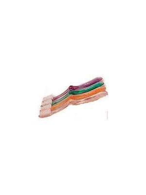 ELGYDIUM - Antiplaque Οδοντόβουρτσες μαλακη, 1τμχ