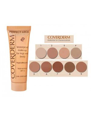 Coverderm Perfect Legs ,50ml