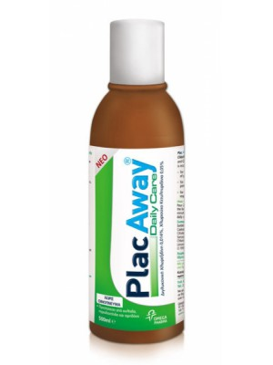 Plac Away Daily Care - Mouthwash