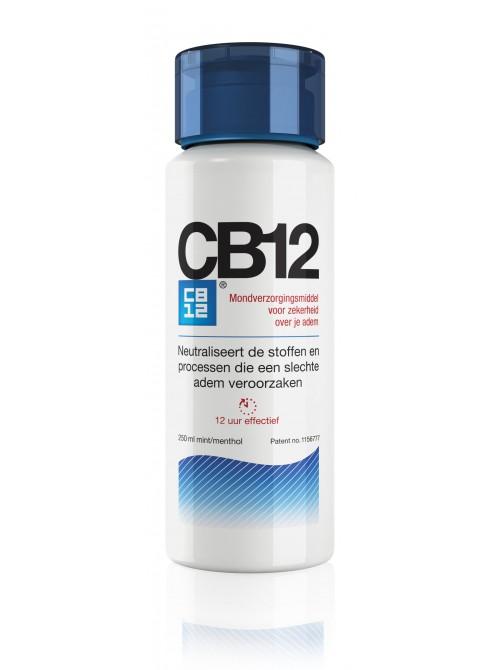 CB12 - Στοματικό Διάλυμα, Εξουδετερώνει την Κακοσμία, 250ml