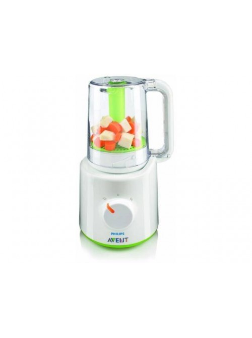 Philips AVENT - Steamer & Blender, SCF870/20