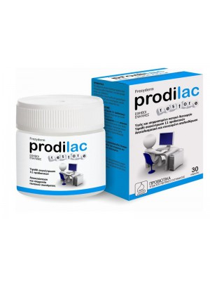 Frezyderm - Prodilac Restore, Συνδυασμός προβιοτικών για Εφήβους & Ενήλικες 16–50 ετών, 30tbs
