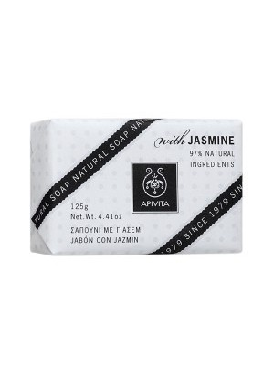 Apivita - Natural Soap with Jasmine , 125gr