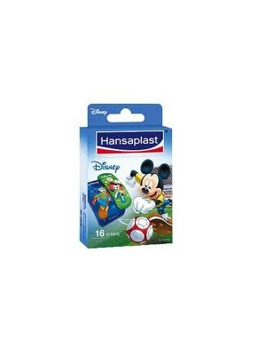 Hansaplast - JUNIOR ,16pcs