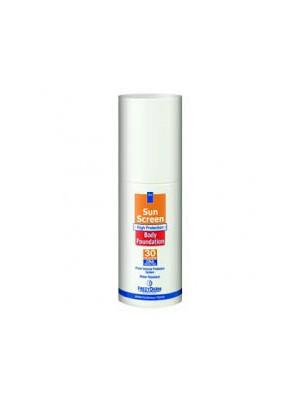 Frezyderm - Sunscreen Body Foundation,  Αντηλιακό Έγχρωμο Γαλάκτωμα SPF30, 50ml