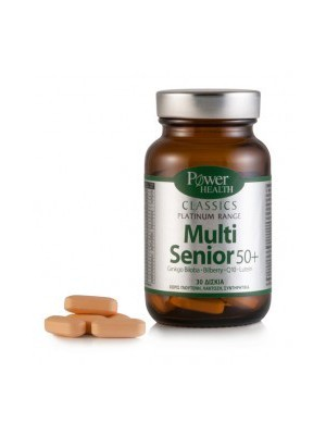 Power Health - Classics, Multi Senior 50+, 30tbs
