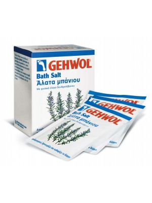 Gehwol - Rosemary Bath Salt, 250gr