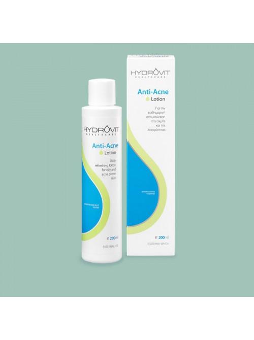 Target Pharma - Hydrovit, Anti-Acne Lotion, 200ml