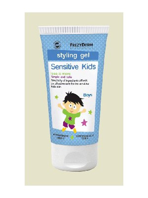 Frezyderm - Sensitive Kids, Hair styling gel for boys, 100ml