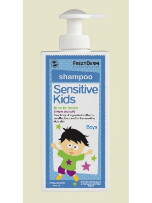 Frezyderm - Sensitive Kids, Boys shampoo, 200ml