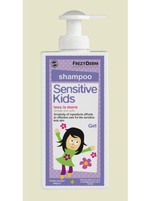 Frezyderm - Sensitive Kids, Girls shampoo, 200ml