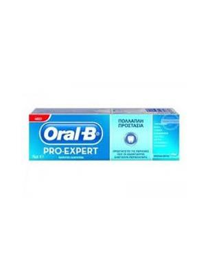 Oral-B - Pro-Expert Οδοντόκρεμα Πολλαπλής Προστασίας, 125ml
