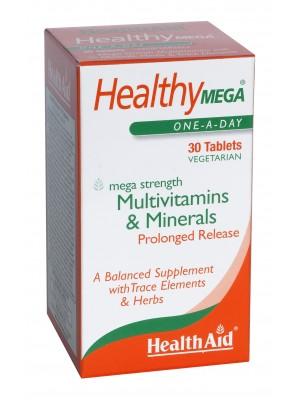 Health Aid - Healthy Mega, 30 tabs