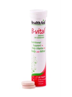 Health Aid - B-Vital, 20 tabs