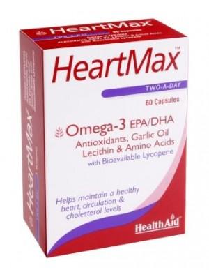 Health Aid - HEART MAX, 60 caps