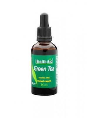 Health Aid - GREEN TEA 1000mg (Camellia Sinensis), 50ml