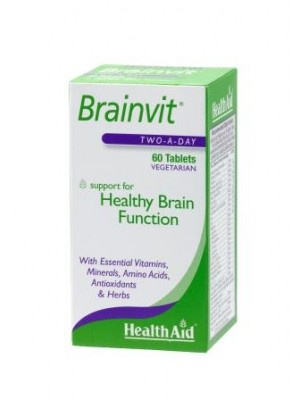 Health Aid - BRAINVIT, 60 tabs
