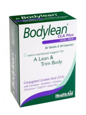 Health Aid - BODYLEAN CLA Plus, 30 caps