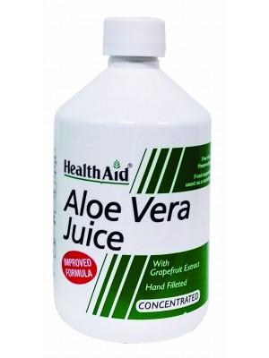 Health Aid - ALOE VERA JUICE Concentrated, 500ml