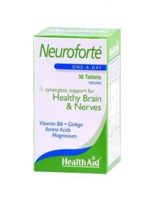 Health Aid - NEUROFORTE, 30 tabs