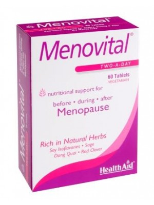 Health Aid - MENOVITAL, 60 tabs