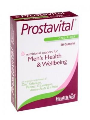 Health Aid - PROSTAVITAL, 30 caps