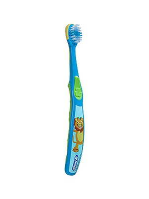 Oral-B - Stages 1 Τοοthbrush for Chlidren 4-24 months old