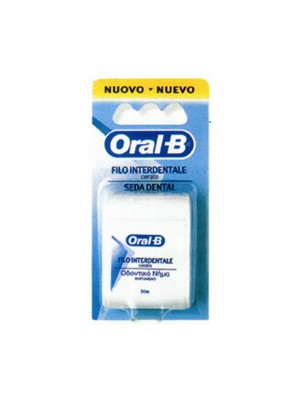 Oral-B - Floss Waxed 50m