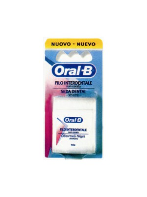 Oral-B - Floss Unwaxed 50m