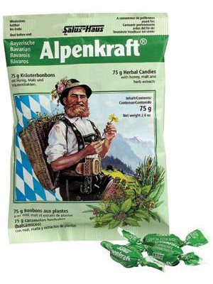 Power Health - Alpenkraft candies