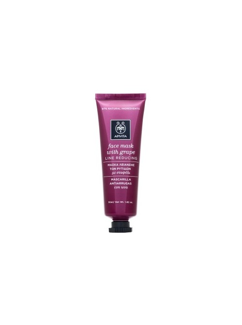 Apivita - Express Beauty, Anti-Wrinkle and Firming Mask, with grape, 50ml