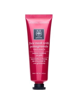 Apivita - Express Beauty, Revitalizing and Radiance Mask, with pomegranate, 50ml