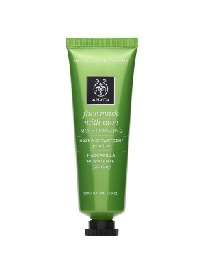 Apivita - Express Beauty, Moisturizing Mask with aloe, 50ml