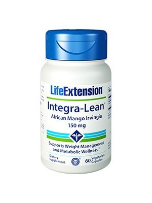 Life Extension - INTEGRA LEAN IRVIGNIA 150mg, 60 caps