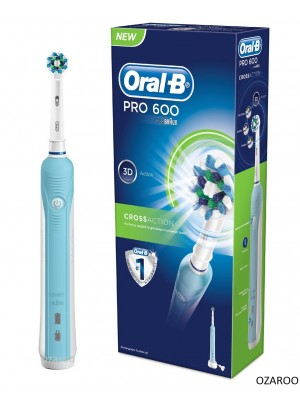 Oral-B - Pro 600 cross action  Electric Toothbrush