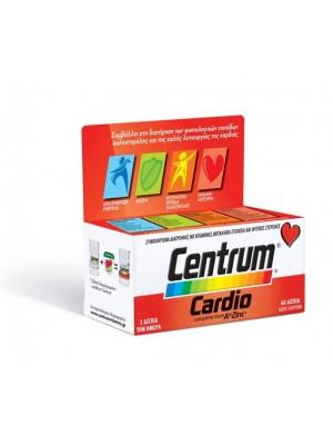 Centrum - cardio, 60 caps