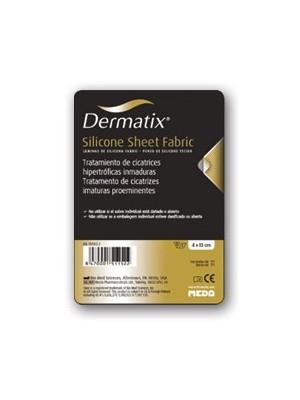 Dermatix - Υφασματινο Φύλλο Σιλικόνης για τις Ουλές, 13x13cm