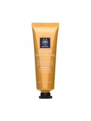 Apivita - Express Gold, Firming and Regenerating Mask, with royal jelly, 50ml