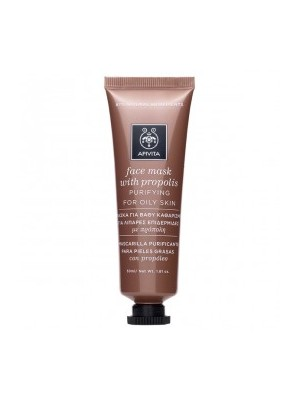Apivita - Express Beauty, Mask for Young Oily Skin with propolis, 50ml