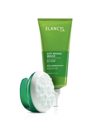 Elancyl - Activ' Massage minceur, Active Slimming Massage, 200ml