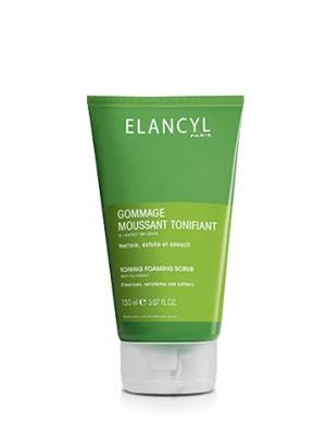 Elancyl - Gommage moussant tonifiant, Αφρόδες τονοτικό gel απολέπισης, 150ml