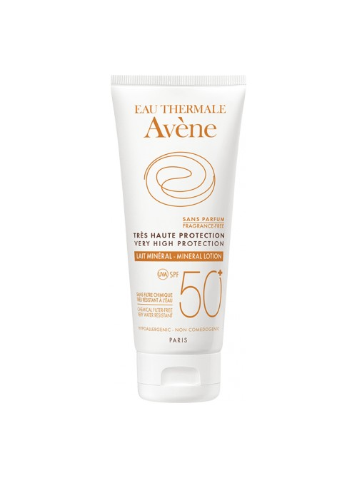 7d31009275be ... MINERAL LOTION SPF 50+, 100ml, Very high protection for intolerant or  damaged skin. -10%