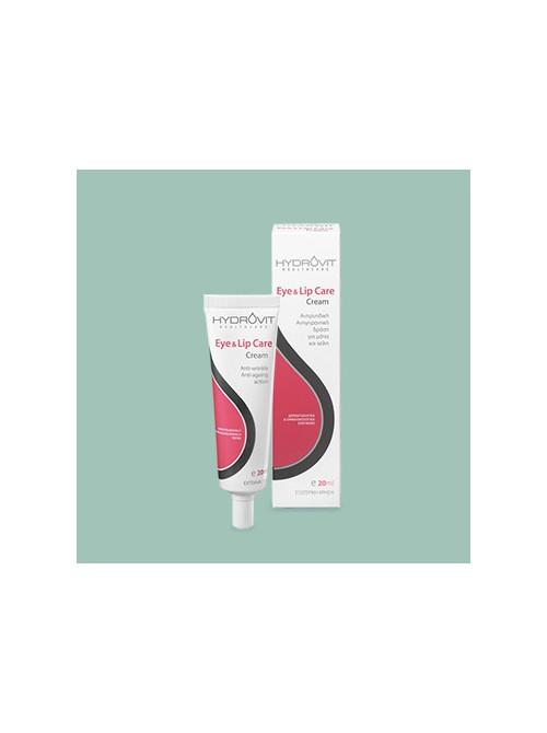 Target Pharma - HYDROVIT Eye & Lip Care Cream, 20ml