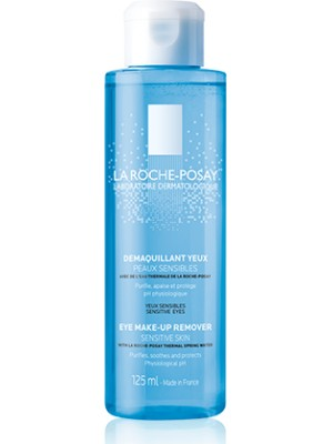 La Roche-Posay - Demaquillant Yeux, PHYSIOLOGICAL EYE MAKE-UP REMOVER125ml