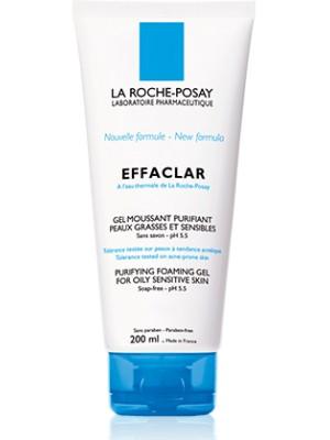 La Roche-Posay - Effaclar Gel mousse, για λιπαρό ευαίσθητο δέρμα, 400ml