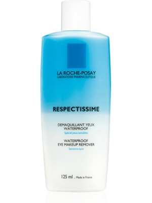 La Roche-Posay - RESPECTISSIME WATERPROOF EYE MAKE-UP REMOVER, 125ml