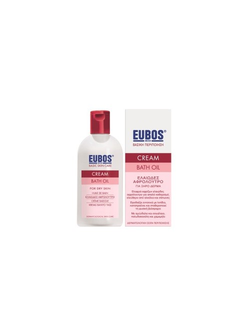 Eubos - Bath Oil, 200ml