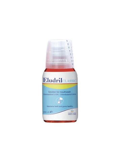 Elgydium - Eludril Classic Mouthwash ,500ml