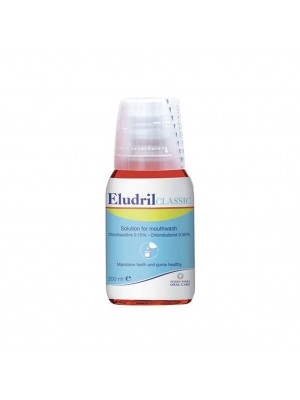 Elgydium - Eludril Classic Mouthwash ,200ml